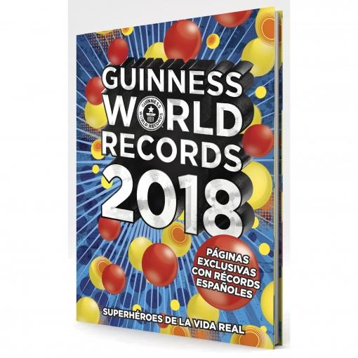 Guinness World Records 2018. GUINNESS WORLD RECORDS