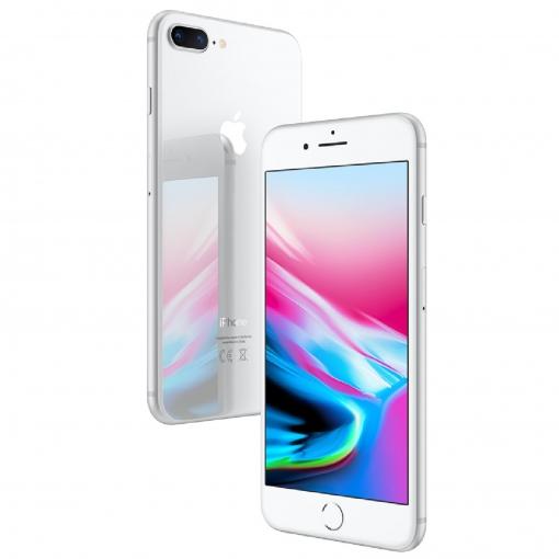 carcasa iphone playa 7 plus plata