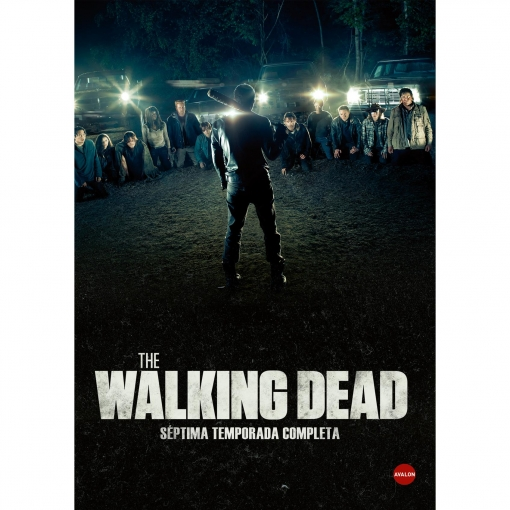 The Walking Dead Séptima Temporada DVD