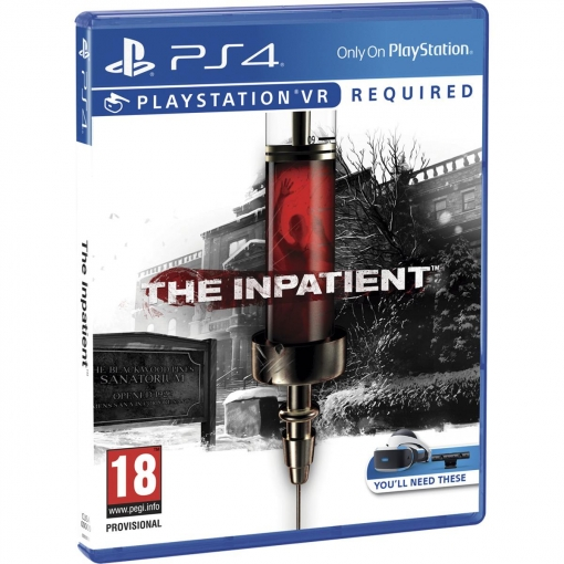 The Inpatient VR para PS4
