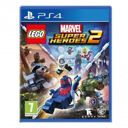Lego Marvel Super Heroes 2 Para Ps4 Las Mejores Ofertas De Carrefour