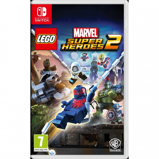 Lego Marvel Super Heroes 2 para Nintendo Switch