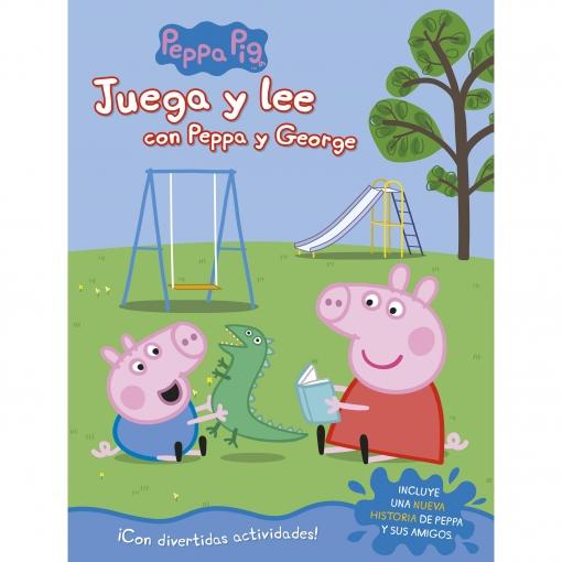 Juega y Lee con Peppa y George. Varios Autores