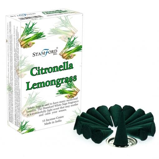 15 Conos Citonela/Lemongrass
