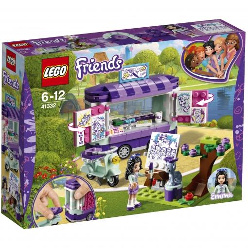 Emma Friends Arte De Lego Puesto 2EHYDW9Ieb