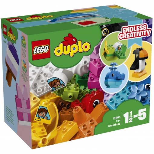 LEGO Duplo My First - Creaciones Divertida