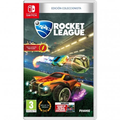 Rocket League Edicion Coleccionista Para Nintendo Switch Las