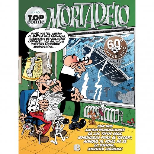Top Cómic Mortadelo Nº 65. El Capo Se Escapa. IBAÑEZ, FRANCISCO