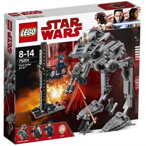 St™ Star At La Lego De Wars Tm Primera Orden yvNwO8mn0