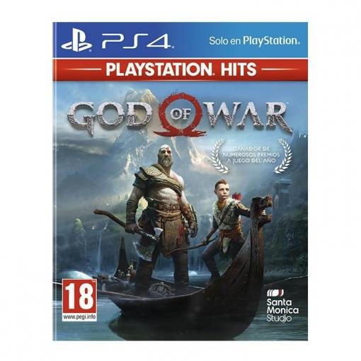 God Of War Para Ps4 Las Mejores Ofertas De Carrefour