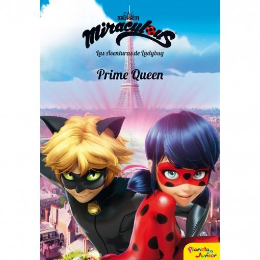 Miraculous Las Aventuras De Ladybug Narrativa 7 Prime Queen
