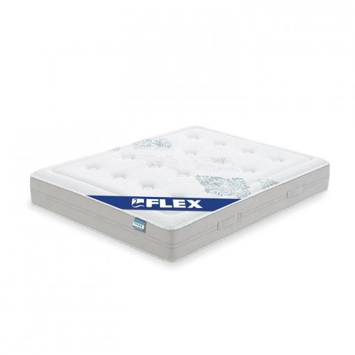 Colchón de AirVex® Mecanizado con ViscoGel FLEX Atitlán 135x190 cm