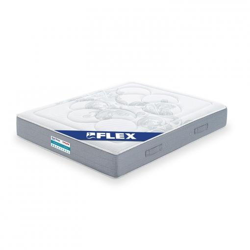 Colchón de Muelles Multielástic® NxT con Visco  FLEX Resia 80x182 cm