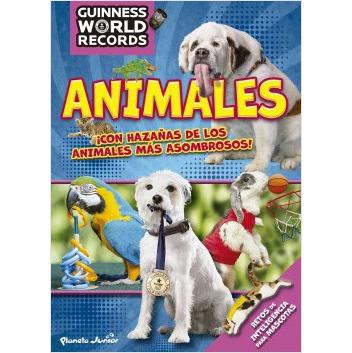Guinness World Records. Animales GUINNESS WORLD RECORDS