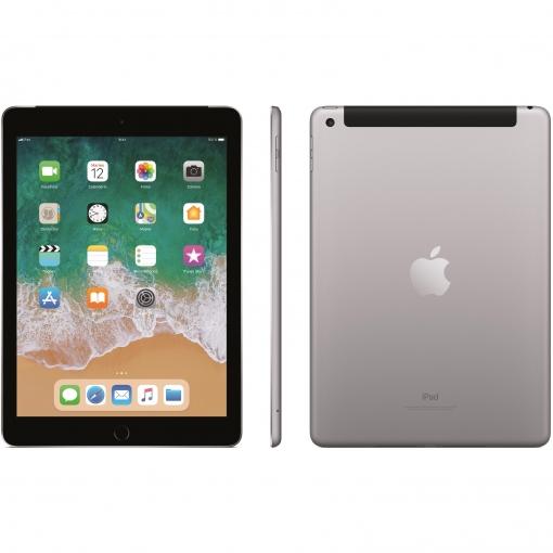 """iPad 2018 24,63 cm - 9,7"""" con Wi-Fi y Cellular 32GB Apple - Gris Espacial"""