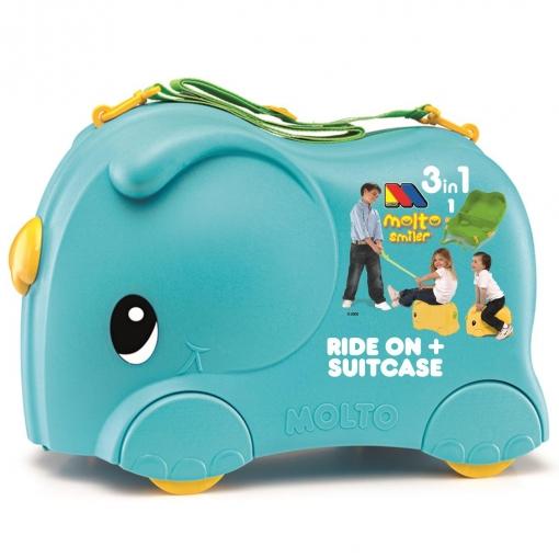 35407835a Maleta Correpasillos Elefantes Molto   Las mejores ofertas de Carrefour