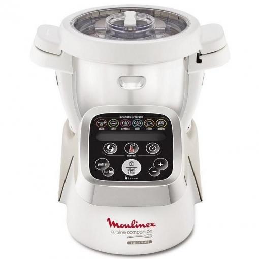 Robot de cocina moulinex cuisine companion hf800a las - Robot de cocina moulinex 25 en 1 ...