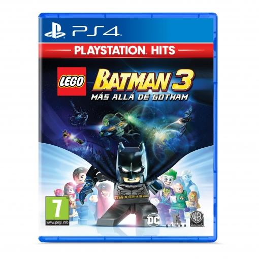 Lego Batman 3 para PS4
