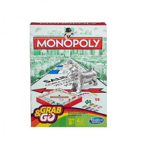 Hasbro Monopoly Viaje Las Mejores Ofertas De Carrefour