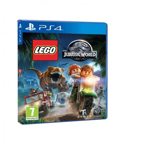 Lego Jurassic World para PS4