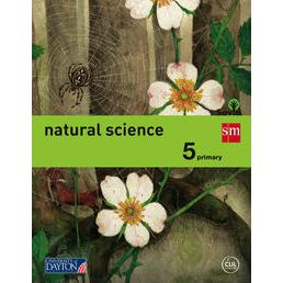 Natural Science. 5 Primary. Savia