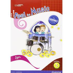 Feel the Music 5 Pupil's Book (Extra Content)