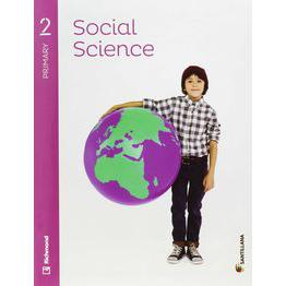 Social Science 2 Primary Student'S Book + Audio