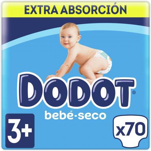 pañales dodot sensitive talla 3