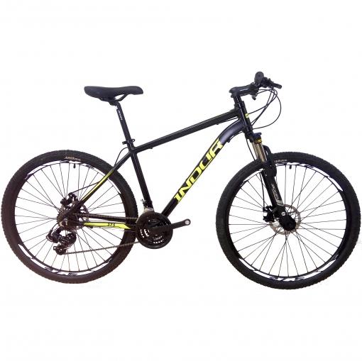 a934b8a5 Mountain Bike Indur 27,5 Talla L Negra   Las mejores ofertas de ...