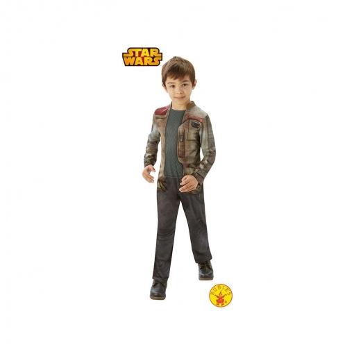 Disfraz Finn Ep7 Classic  de Disney para Niños de 5 a 7 Años