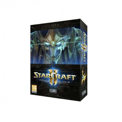 Starcraft II Legacy of the Void para PC