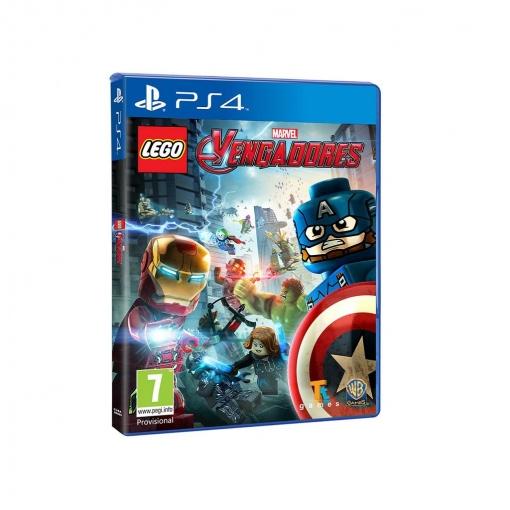 Lego Avengers  para PS4