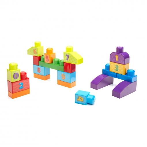 Mega Bloks - Bolsa 1, 2, 3, Bloques de Construcción