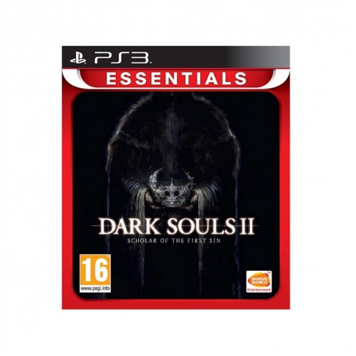 Dark Souls II: Scholar of the First Sin Essentials para PS3