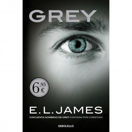 Grey (JAMES,E.L.) Debolsillo Colleccion Best Seller