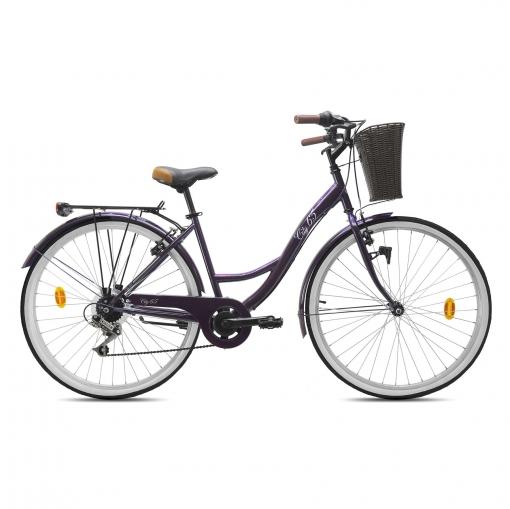 """Bicicleta 28"""" Paseo City 65 6 Velocidades"""