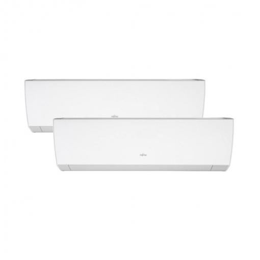 aire acondicionado multisplit 2x1 fujitsu asy25u2mi lm