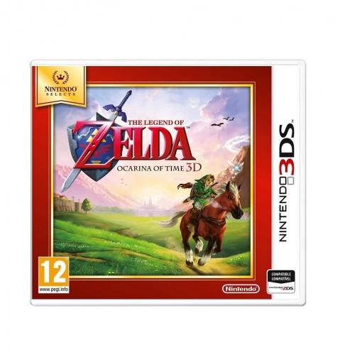 The Legend of Zelda Ocarina of Time Select para 3DS | Las mejores ...