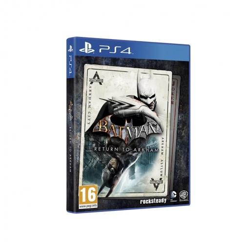 Batman: Return to Arkham para PS4