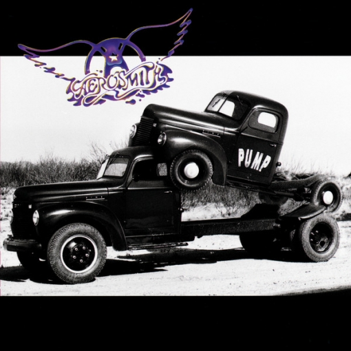 Cd. Aerosmith. Pump