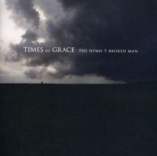 2cdd. Times Of Grace. The Hymn Of A Broken Man- Cd