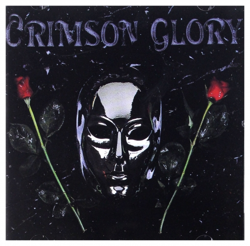 Cd. Crimson Glory. Crimson Glory