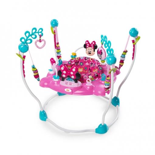 Disney Saltador Para Bebé Minnie Mouse Rosa K10299