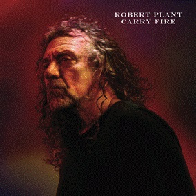 Cd. Robert Plant. Carry Fire - Cd
