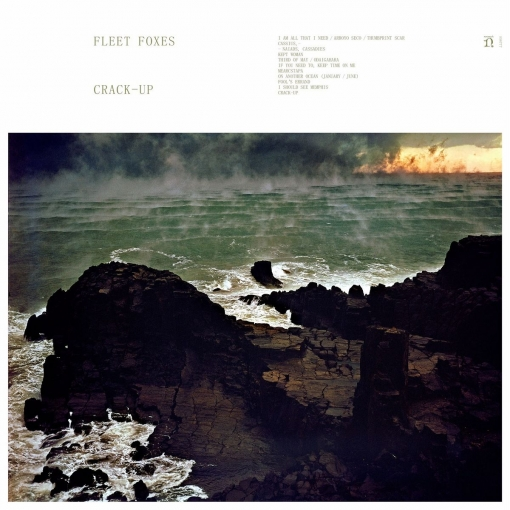 Lp. Fleet Foxes. Crack-up - 2 Vinilo