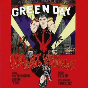 Dvd. Green Day. Heart Like A Hand Grenade - Dvd