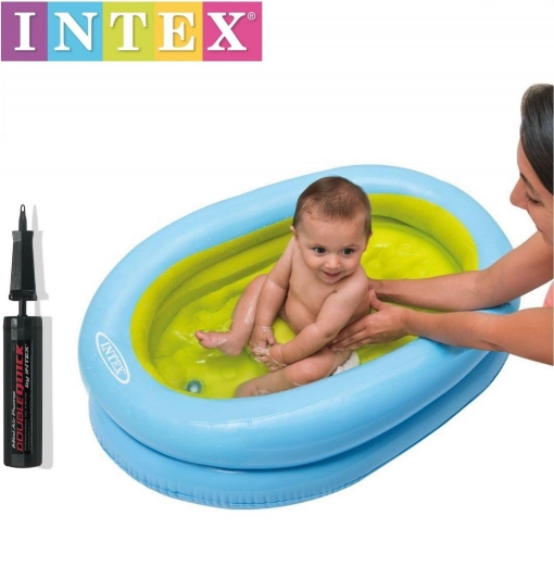 Ba era hinchable piscina inflable para bebe intex ni os - Piscinas hinchables para ninos ...