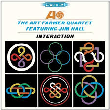 Cd. Art Farmer Quartet Feat Jim Hall. Interaction