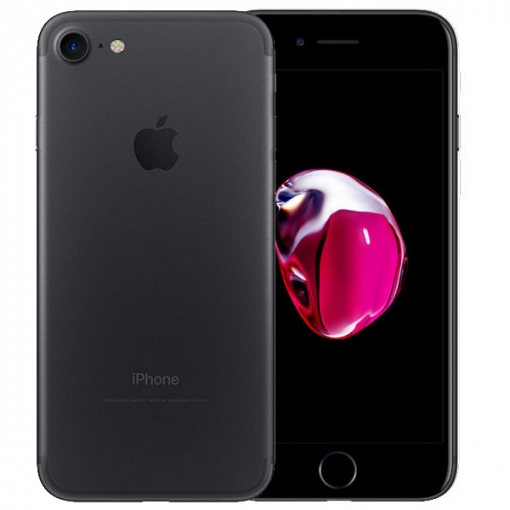 Apple Iphone 7 32 Gb Negro Mate Libre