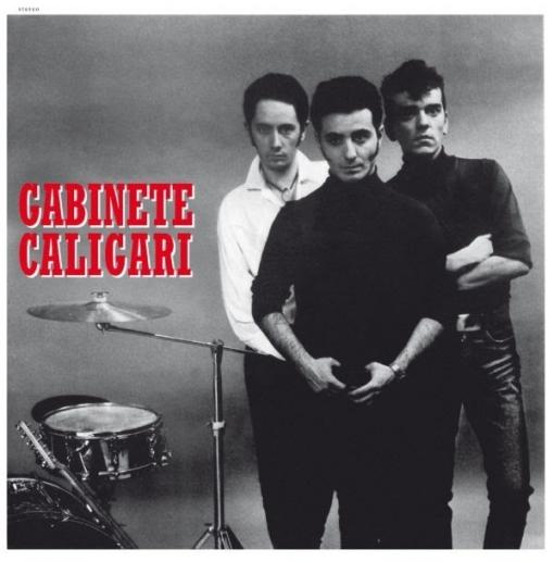 804571a458 Lp. Gabinete Caligari. Cuatro Rosas -bf 2018 10''   Las mejores ...